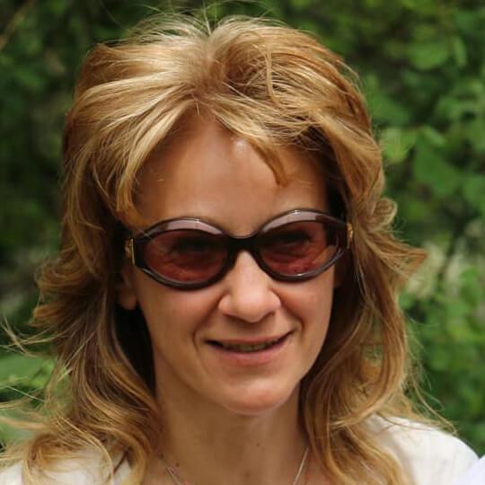 Инструктор по конна езда Ваня Тодорова